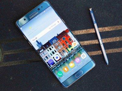 Новый Samsung