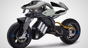 MOTOROiD от Yamaha
